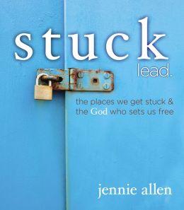 Stuck Lead.