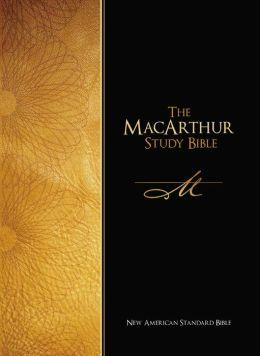 NASB MacArthur Study Bible: New American Standard Bible Update