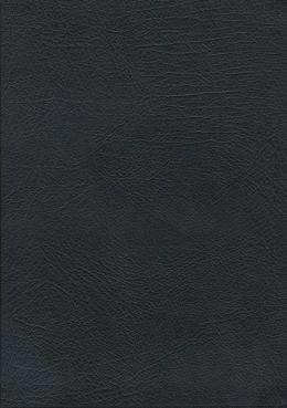 NASB MacArthur Study Bible: New American Standard Bible Update, Black Bonded Leather, Thumb-Indexed
