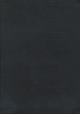 NASB MacArthur Study Bible: New American Standard Bible Update, Black Bonded Leather, Thumb-Indexed