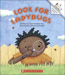 Look for Ladybugs (Rookie Reader Series)