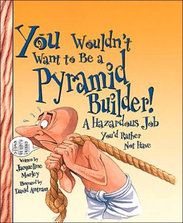 You Wouldn't Want to Be a Pyramid Builder!