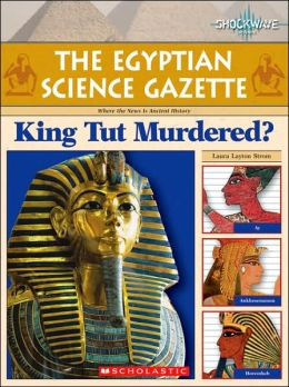 The Egyptian Science Gazette: Where the News Is Ancient History