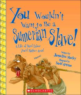 You Wouldn't Want to Be a Sumerian Slave!: A Life of Hard Labor You'd Rather Avoid (You Wouldn't Want to Be Series)