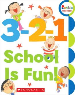 3-2-1 School Is Fun!