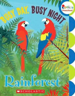 Busy Day, Busy Night: Rainforest