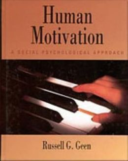 Human Motivation: A Social Psychological Approach