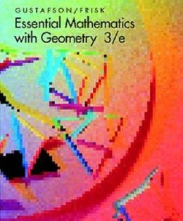 Essential Mathematics with Geometry