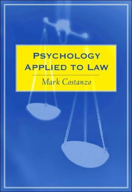 Psychology Applied to Law