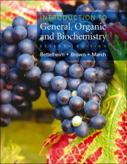 Introduction to General, Organic and Biochemistry with CD-ROM and InfoTrac