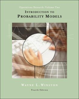 Introduction to Probability Models: Operations Research, Volume II (with CD-ROM and InfoTrac)
