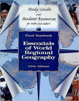 Study Guide for Salter/Hobbs' Essentials of World Regional Geography, 5th