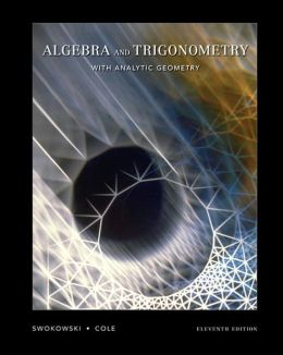 Algebra and Trigonometry with Analytic Geometry (with CD-ROM and iLrn Tutorial)