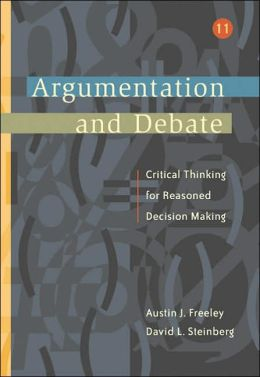 Argumentation and Debate (with InfoTrac?)
