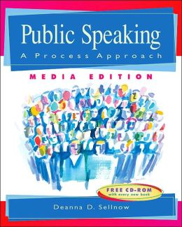 Public Speaking: A Process Approach