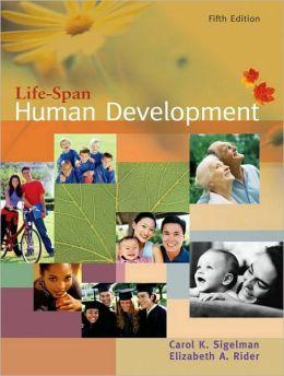 Life-Span Human Development, 5th Edition