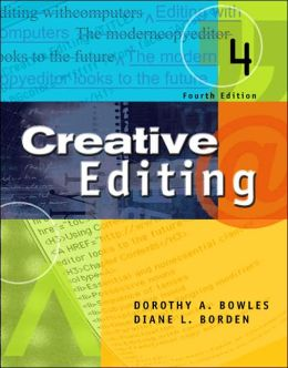 Creative Editing (Wadsworth Series in Mass Communication and Journalism)
