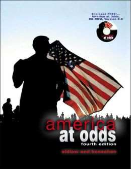 America at Odds with CD-ROM