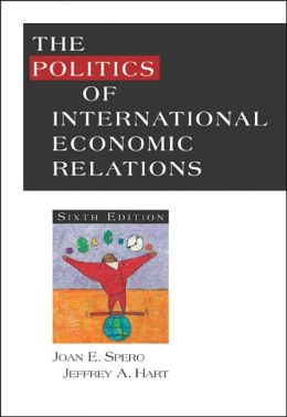 The Politics of International Economic Relations