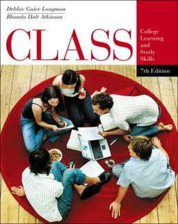CLASS: College Learning and Study Skills
