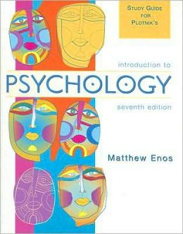 Introduction to Psychology - Study Guide