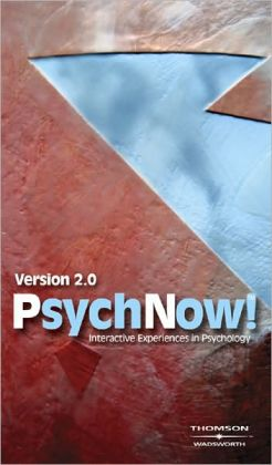 PsychNow! 2.0 CD-ROM for Coon's Introduction to Psychology: Gateways to Mind and Behavior, 10th