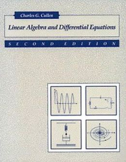 Linear Algebra and Differential Equations: An Integrated Approach