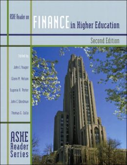 Finance in Higher Education