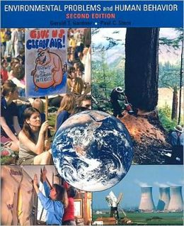 Environmental Problems and Human Behavior