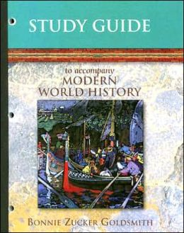 Study Guide to Accompany Modern World History