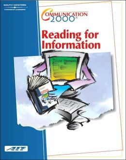 Communication 2000: Reading for Information, Learner Guide