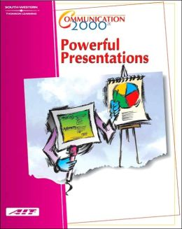 Communication 2000: Powerful Presentations: Learner Guide/CD Study Guide Package