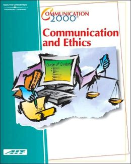 Communication 2000: Communication and Ethics (with Learner Guide and CD Study Guide): Learner Guide/CD Study Guide Package