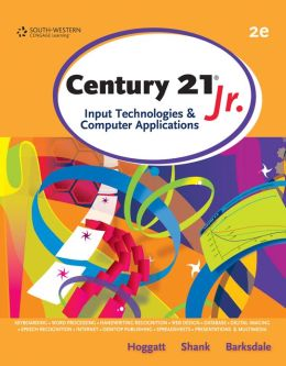 Century 21 Jr., Input Technologies and Computer Applications