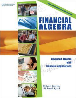 Financial Algebra, Student Edition