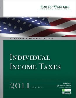 South-Western Federal Taxation 2011: Individual Income Taxes (with H&R Block @ Home Tax Preparation Software CD-ROM)