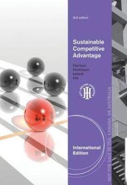 Sustainable Competitive Advantage