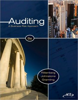Auditing: A Business Risk Approach (with ACL CD-ROM)