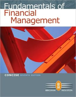 FUND.OF FINANCIAL MGMT.:CONC.-W/THOMS.1