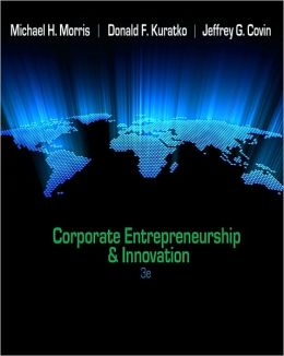 Corporate Entrepreneurship & Innovation