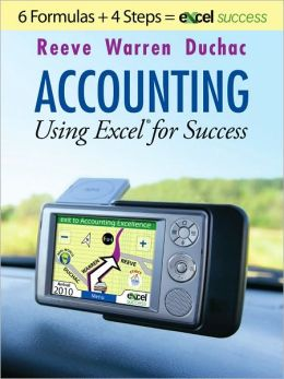 Accounting Using Excel Success (with Premium Support Web Site 2-Semester Printed Access Card)