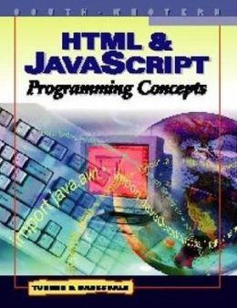 HTML & JavaScript Programming Concepts