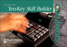 Ten-Key Skill Builder for Calculators
