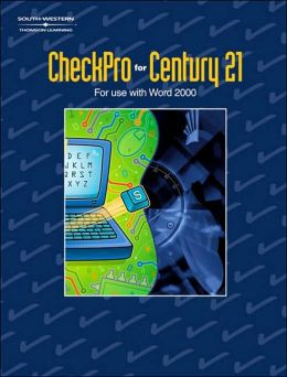 CheckPro Windows Site License Package for C21 Computer Applications & Keyboarding