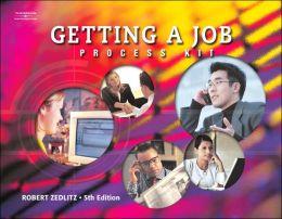 Getting a Job: Process Kit: Resume Generator CD