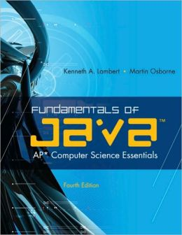 Fundamentals of Java AP Computer Science Essentials