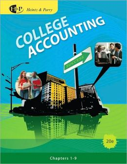 College Accounting, Chapters 1-9, 20th Edition