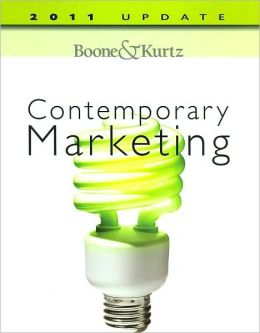 Contemporary Marketing 2011