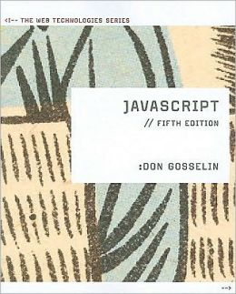 JavaScript: The Web Technologies Series