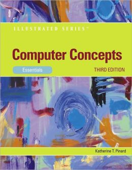 Computer Concepts: Illustrated Essentials